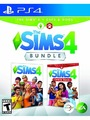 The Sims 4 + Cats & Dogs Bundle (PS4)