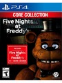 Five Nights at Freddy's: The Core Collection (PS4)