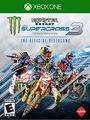 Monster Energy Supercross: The Official Videogame 3 (Xbox One)