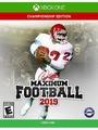 Maximum Football 2019 (Xbox One)