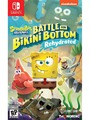 SpongeBob SquarePants: Battle for Bikini Bottom - Rehydrated (Switch)