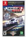 Gear Club Unlimited 2 - Tracks Edition (Switch)