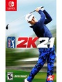 PGA Tour 2K21 (Switch)