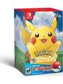 Pokémon: Let's Go, Pikachu! + Poké Ball Plus Pack (Switch)