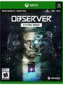 Observer: System Redux (Xbox XS)