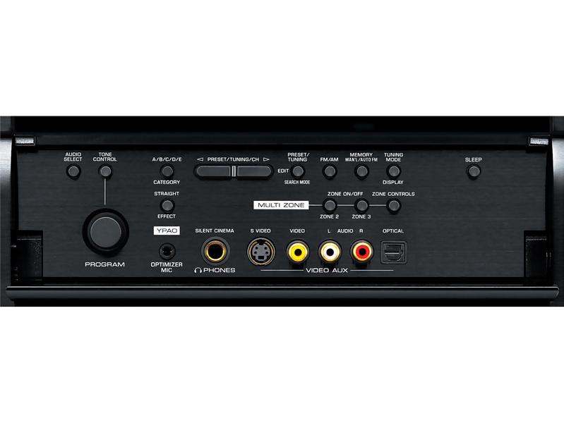Yamaha receiver htr 6190 manualidades