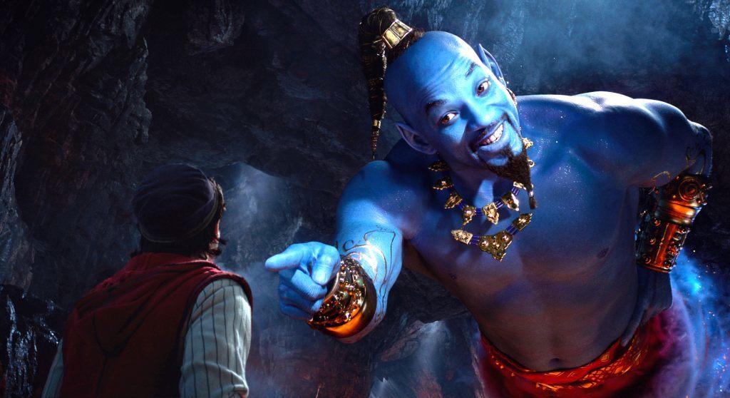Image result for aladdin 2019 dvd