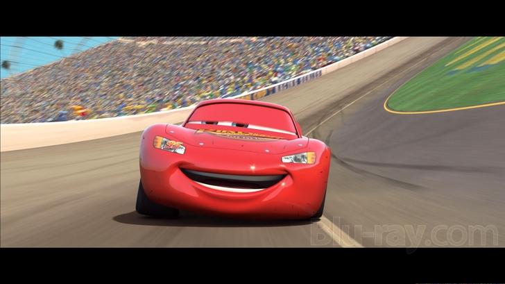 Cars Blu Ray Release Date November 6 2007