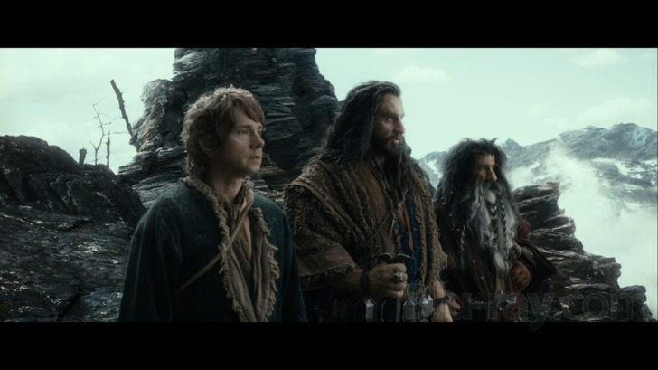 The Hobbit The Desolation Of Smaug Blu Ray Release Date November 4 2014 Extended Edition
