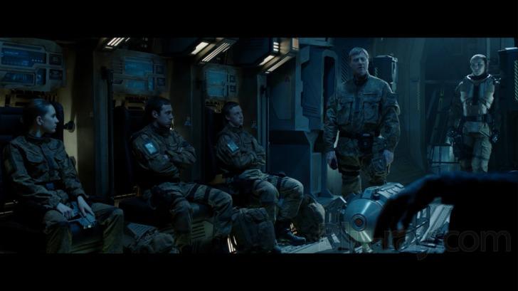 Halo Nightfall Blu Ray Release Date March 17 2015