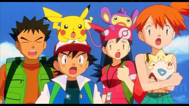 Pokemon 3 The Movie Blu Ray
