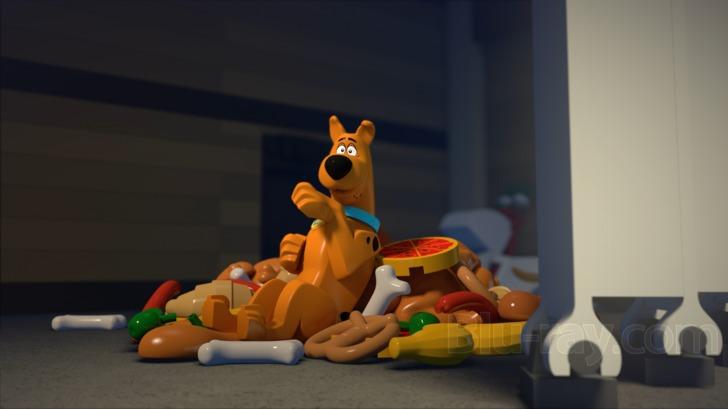 Blu DooHaunted Lego Hollywood Scooby Ray BoxeCrd