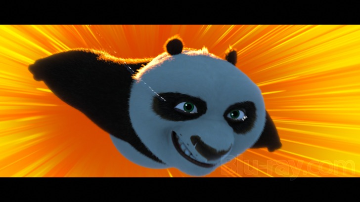 Kung Fu Panda 3 3d Blu Ray Awesome Edition