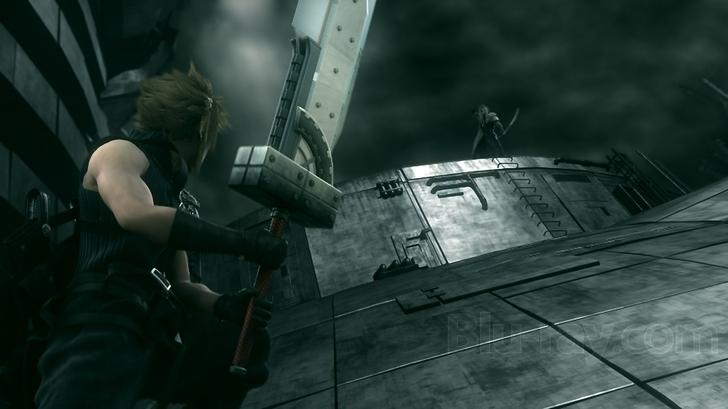 Final Fantasy Vii Advent Children Complete Blu Ray Release Date