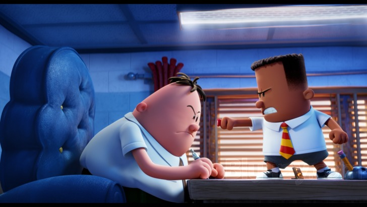 Captain Underpants The First Epic Movie Blu Ray Release Date September 12 2017 Hero Edition
