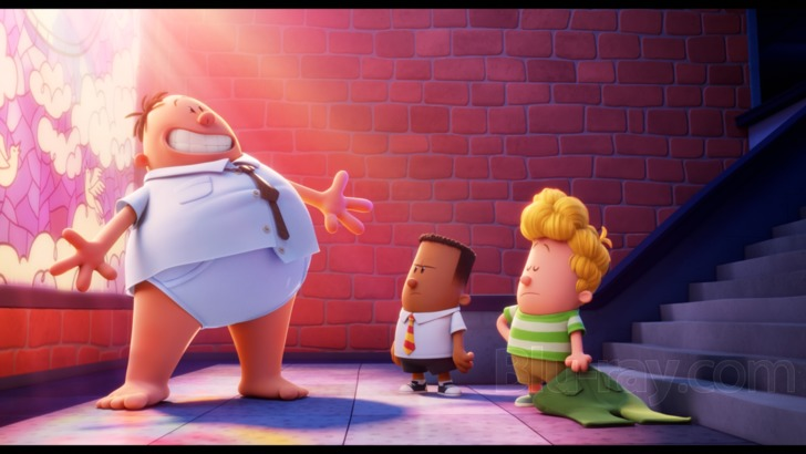 Captain Underpants The First Epic Movie 4k Blu Ray Release Date September 12 2017 Hero Edition