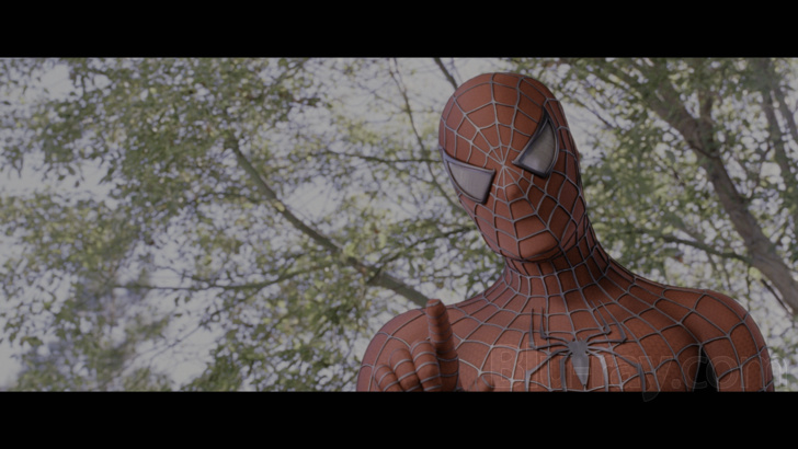 spider man 2 4k comparison to 1080p