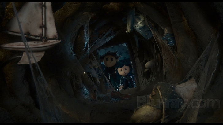 Coraline Blu Ray Release Date July 21 2009 Blu Ray Dvd Anaglyph 3d