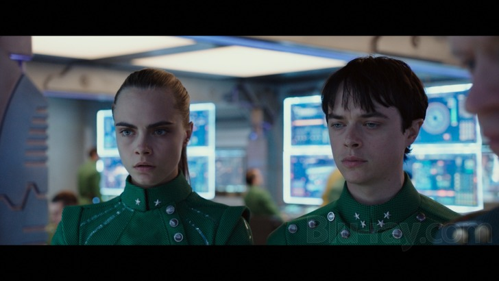 Valerian And The City Of A Thousand Planets 4k Blu Ray Release Date November 21 2017 4k Ultra Hd Blu Ray