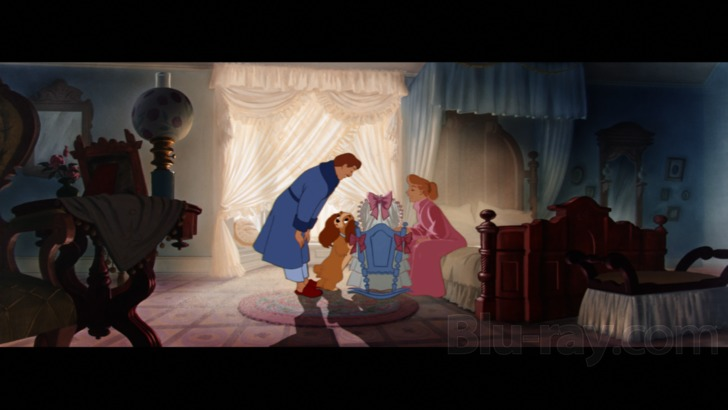 Lady And The Tramp Blu Ray Release Date February 27 2018 The Signature Collection