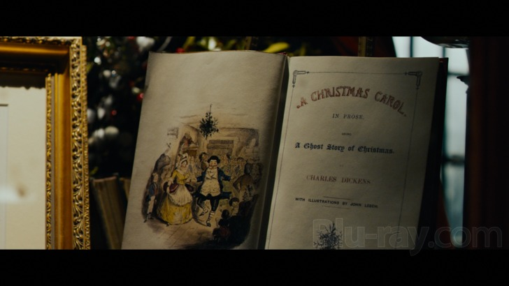 The Man Who Invented Christmas Poster.The Man Who Invented Christmas Blu Ray