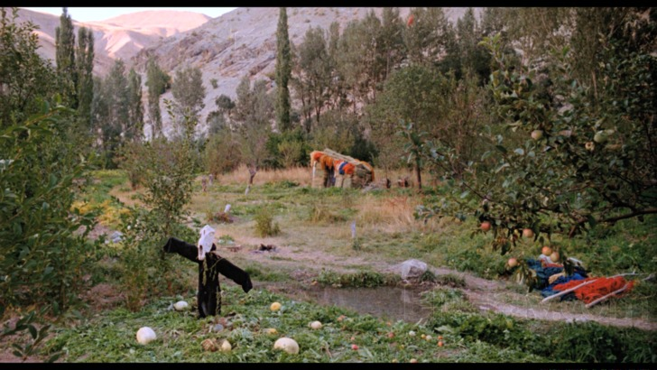 Mohsen Makhmalbaf: The Poetic Trilogy Blu-ray: Gabbeh, The