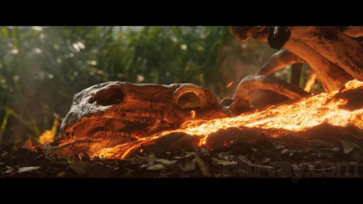 Jurassic World: Fallen Kingdom 4K Blu-ray
