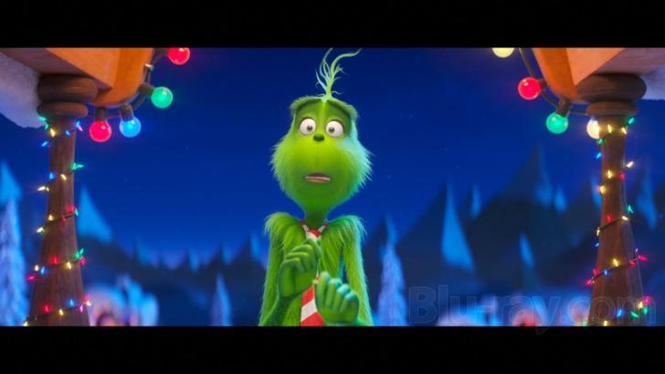 Dr Seuss The Grinch 4k Blu Ray Release Date February 5 2019 4k Ultra Hd Blu Ray Digital Hd