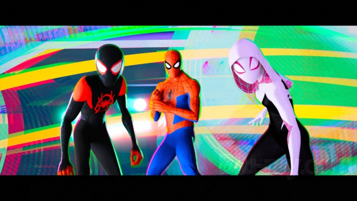 Spider Man Into The Spider Verse 4k Blu Ray Release Date March 19 2019 4k Ultra Hd Blu Ray Digital Hd