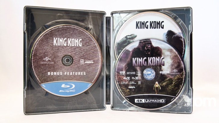 King Kong 4k Blu Ray Release Date May 14 2019 Best Buy Exclusive Steelbook
