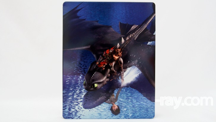 How to Train Your Dragon: The Hidden World 4K Blu-ray