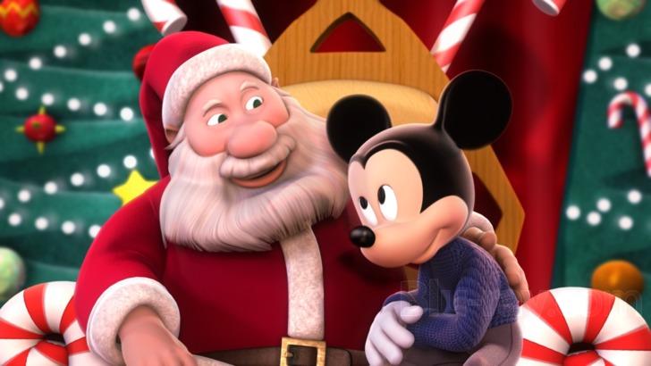 Mickeys Twice Upon A Christmas.Mickey S Twice Upon A Christmas Blu Ray
