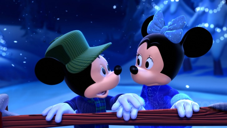 Mickey S Once Upon A Christmas Twice Upon A Christmas Blu Ray Release Date November 4 2014 2 Movie Collection Special Edition