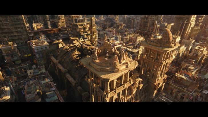 Alita: Battle Angel 4K + 3D Blu-ray