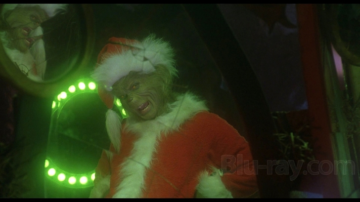 How The Grinch Stole Christmas Movie 2000.Dr Seuss How The Grinch Stole Christmas Blu Ray Release