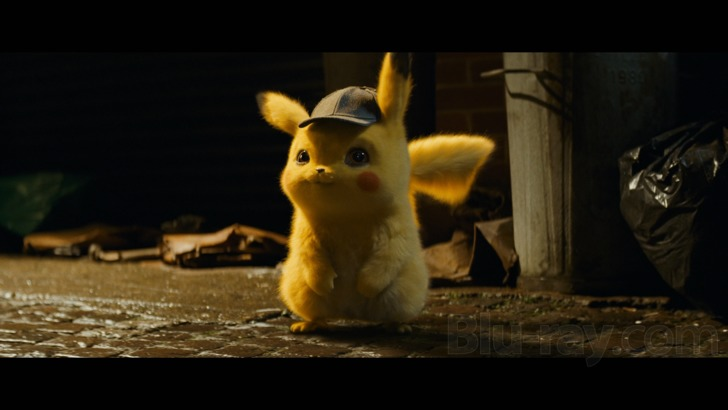 Pokémon Detective Pikachu 3d Blu Ray Release Date August 6