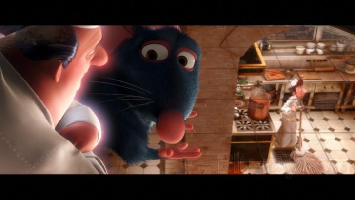 Ratatouille 4k Blu Ray Release Date September 10 2019 4k Ultra Hd Blu Ray Digital Hd