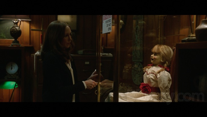 Annabelle Comes Home Blu Ray Release Date October 8 2019