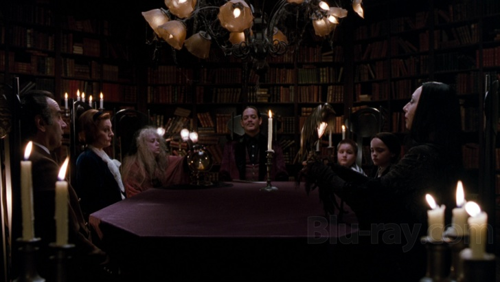 The Addams Family Blu Ray Release Date October 1 2019