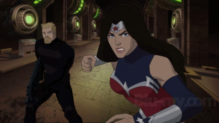 Wonder Woman: Bloodlines Blu-ray Release Date October 22, 2019 (Blu-ray +  DVD + Digital HD)