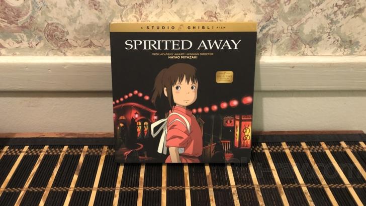 Spirited Away Blu Ray Release Date November 12 2019 Digipack