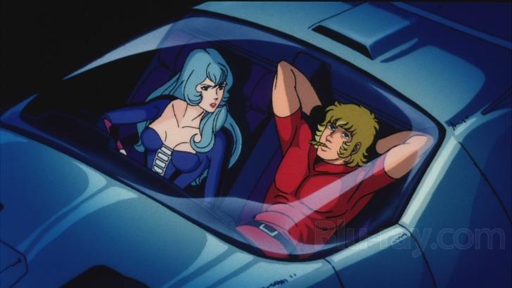 Space Adventure Cobra 4K Blu-ray Release Date November 26, 2019 (4K Ultra  HD)