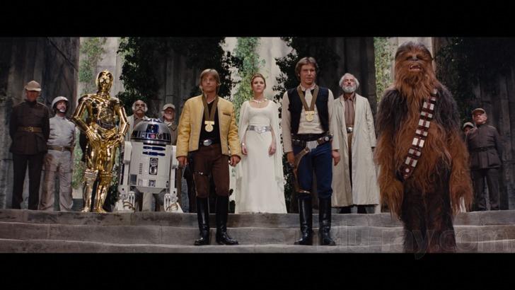 Star Wars Episode Iv A New Hope 4k Blu Ray Release Date March 31 2020 4k Ultra Hd Blu Ray Digital Hd