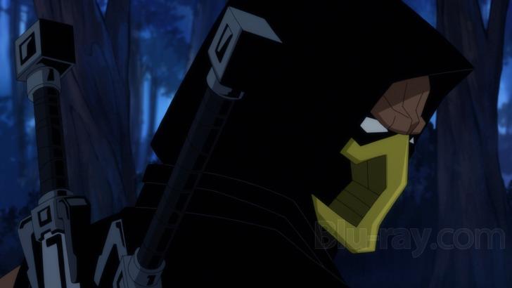 Mortal Kombat Legends Scorpion S Revenge Blu Ray Release Date
