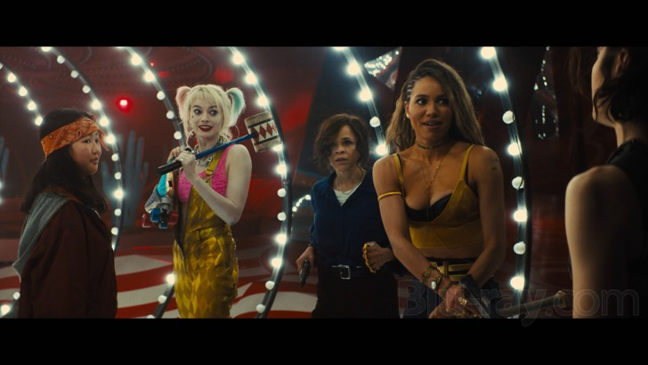 Birds Of Prey And The Fantabulous Emancipation Of One Harley Quinn Blu Ray Release Date May 12 2020 Blu Ray Dvd Digital Hd