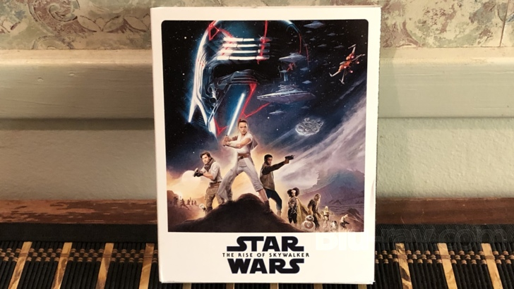 Star Wars Episode Ix The Rise Of Skywalker 4k Blu Ray Release Date March 31 2020 Target Exclusive Digipack
