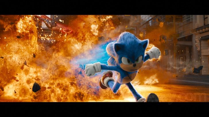 Sonic The Hedgehog Blu Ray Release Date May 19 2020 Blu Ray Dvd Digital Hd