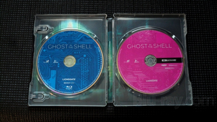Ghost In The Shell 4k Blu Ray Release Date September 8 2020 Best Buy Exclusive Steelbook