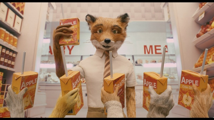 Fantastic Mr Fox Blu Ray Release Date March 23 2010 Blu Ray Dvd Digital Hd