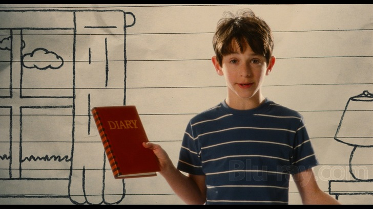 Diary Of A Wimpy Kid Blu Ray Release Date August 3 2010 Blu Ray Dvd Digital